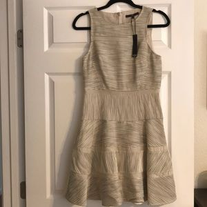 Tibi Raffia Organza Dress 6